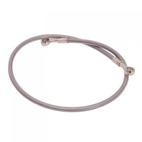Galfer Rear Steel Braided Brake Line Standard Length