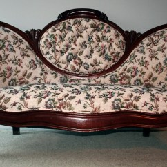 Antique Queen Anne Chair Childrens Study Table And Is This Sofa Early 1900s Fro