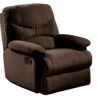 Lazy Recliner Chair Boy Living Room Furniture Microfiber