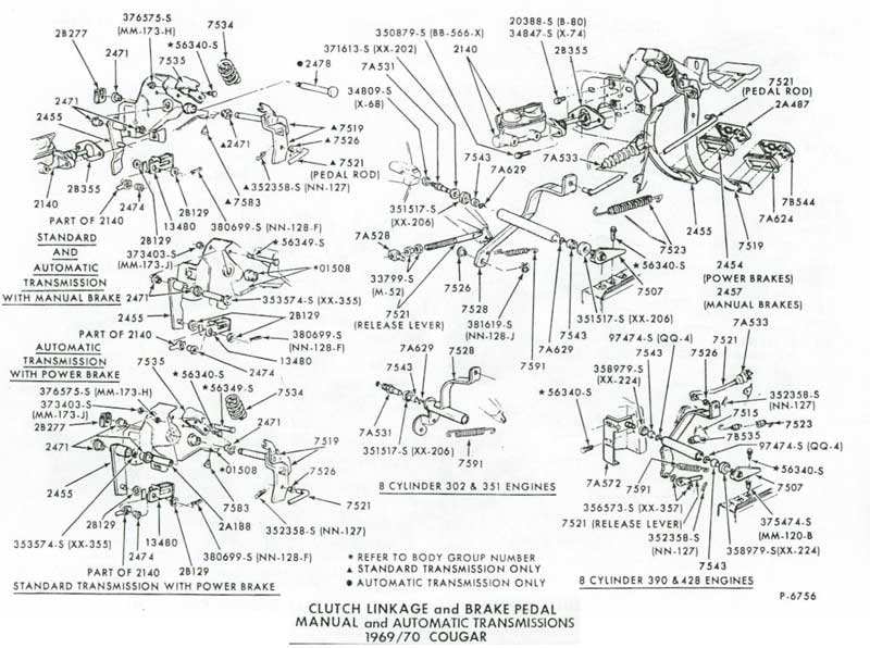 69 Cougar Wiring Diagram Ignition : 33 Wiring Diagram
