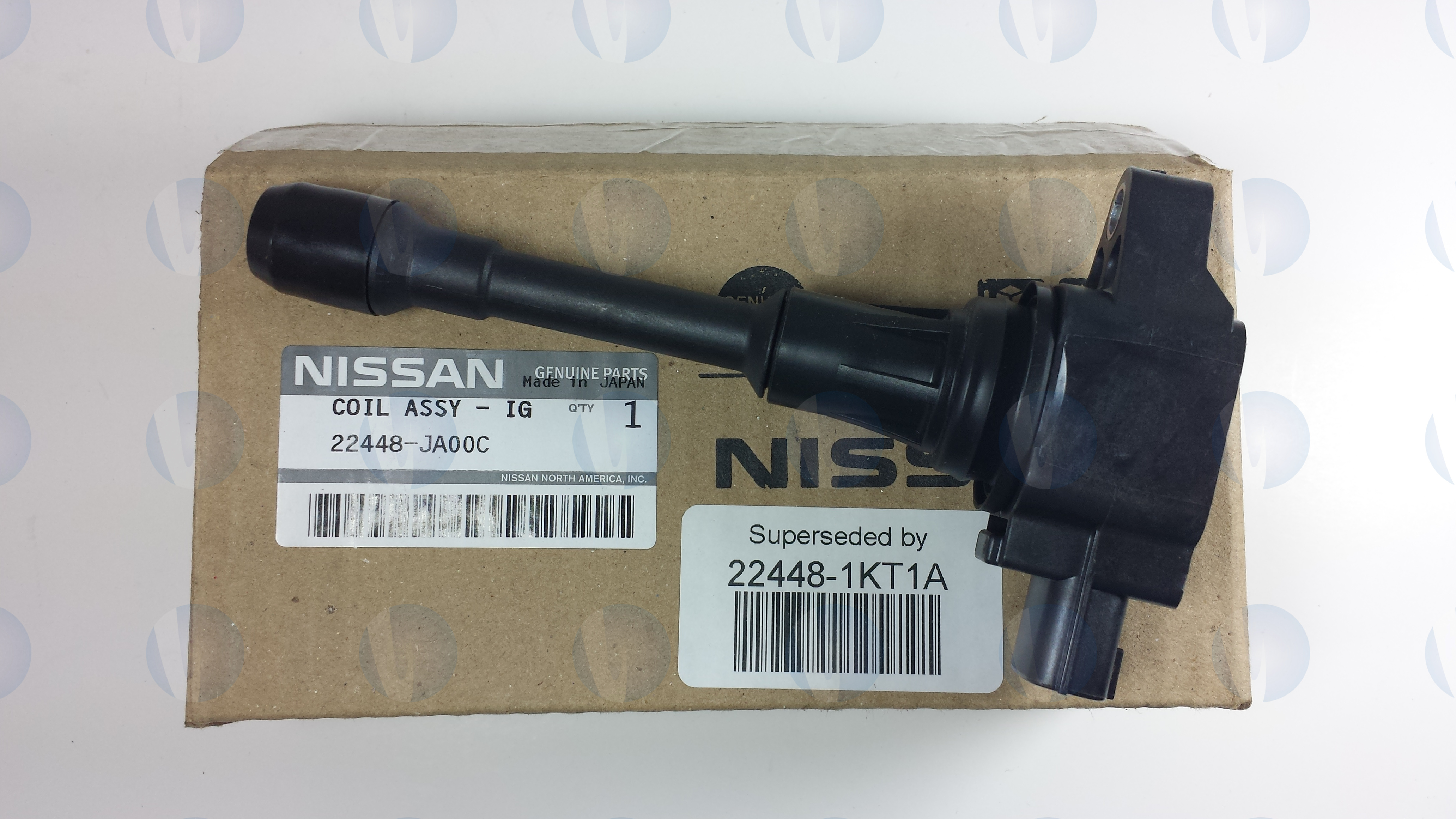 Nissan Sentra Ignition Coil