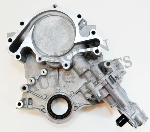 small resolution of  ford 4 6 timing chain diagram ford oem engine timing cover 4f2z6019ba