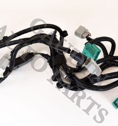 ford oem 2013 escape front bumper wire harness 2012 ford escape wiring harness for hatch 2013 [ 1600 x 1014 Pixel ]