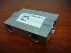 FORD OEM 0508 F150 54LV8 Transmission Oil CoolerValve 7L3Z7H322A | eBay