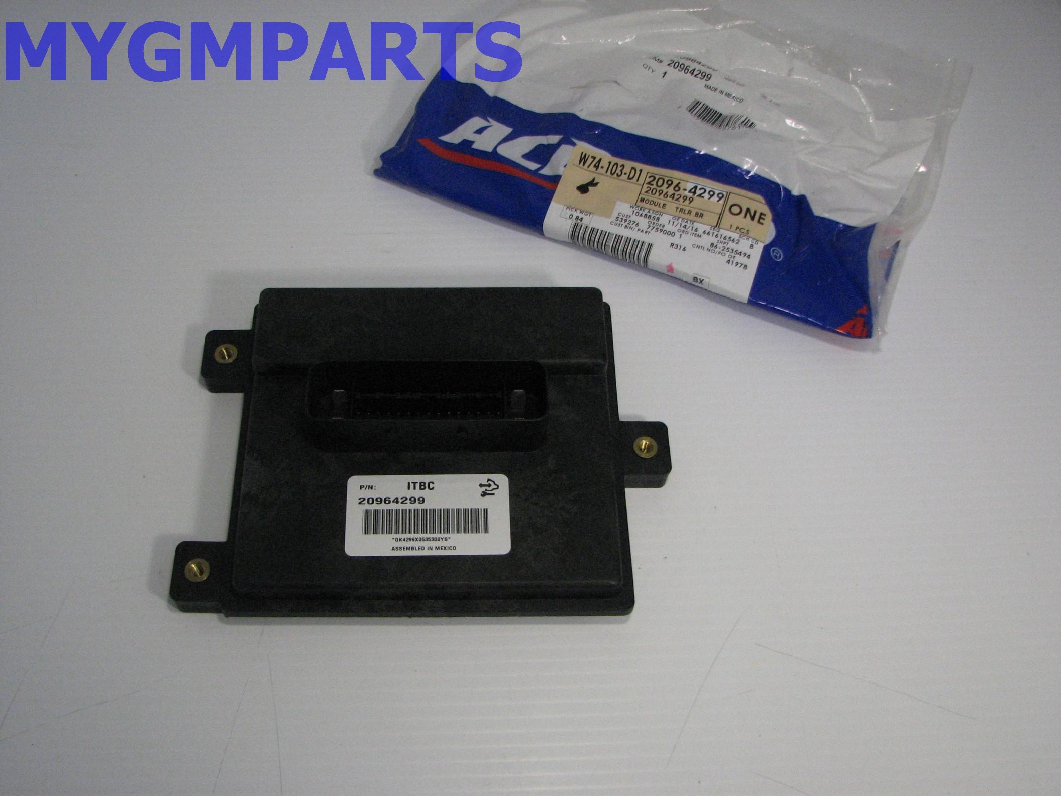 trailer brake warning chevy silverado 2001 ford f150 factory stereo wiring diagram sierra control module 2013 2014