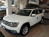 3CN071151 - Volkswagen OEM ATLAS Cross Bars/Roof Rack | eBay