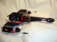 Lego Star Wars JEK-14's Stealth Starfighter w ...