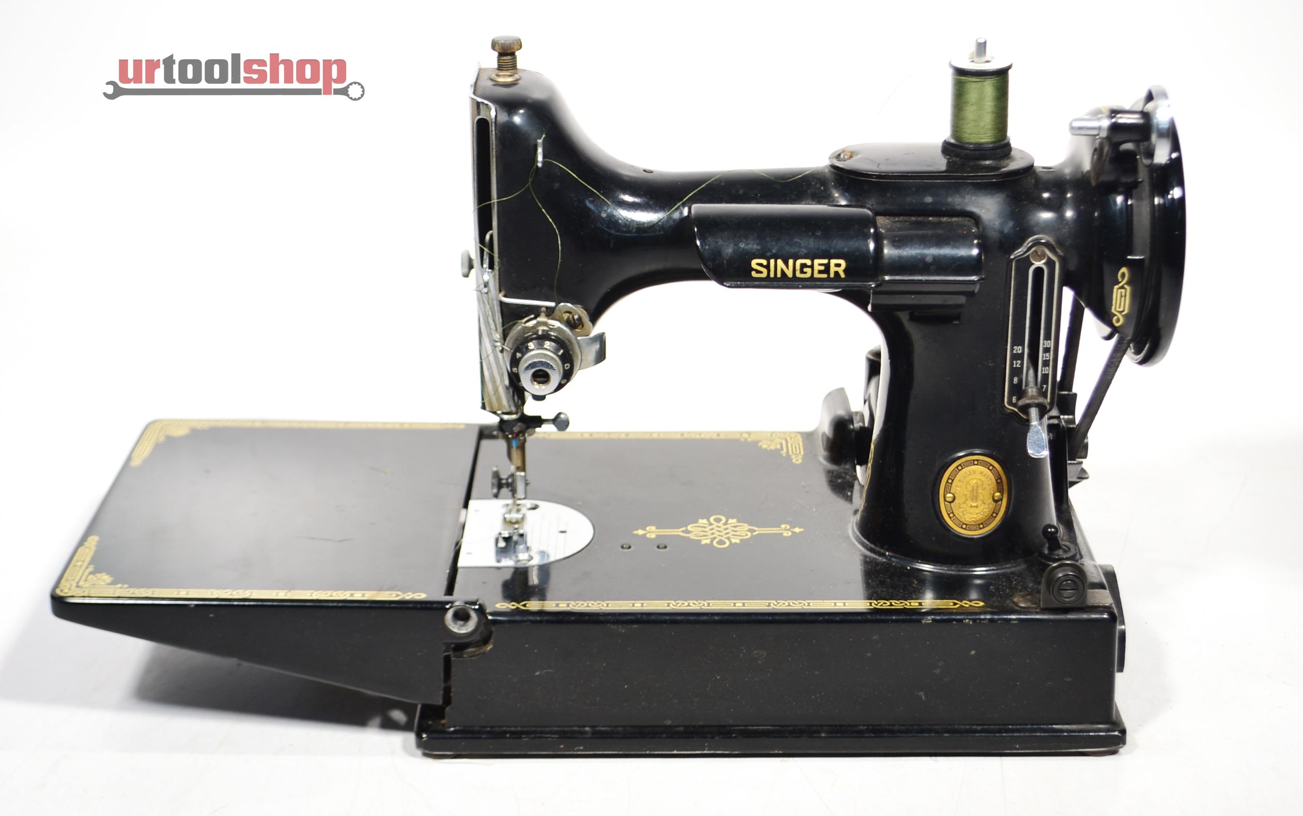 Vintage Singer Sewing Machine 2211 8987464  eBay