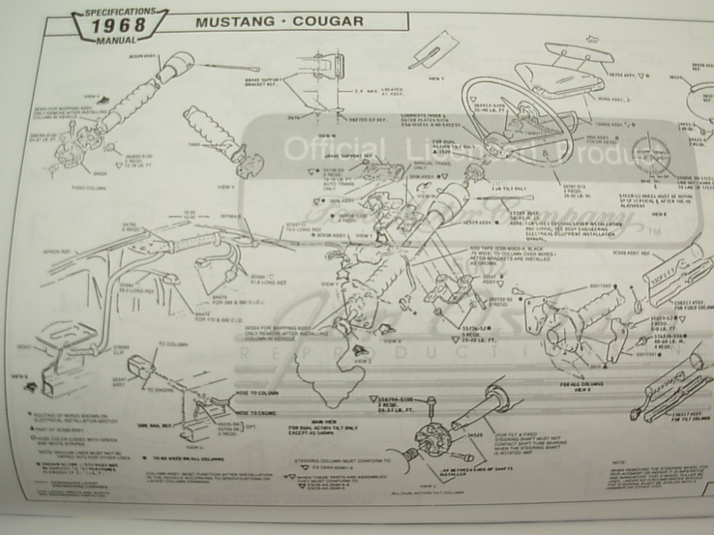 medium resolution of diagram of cougar