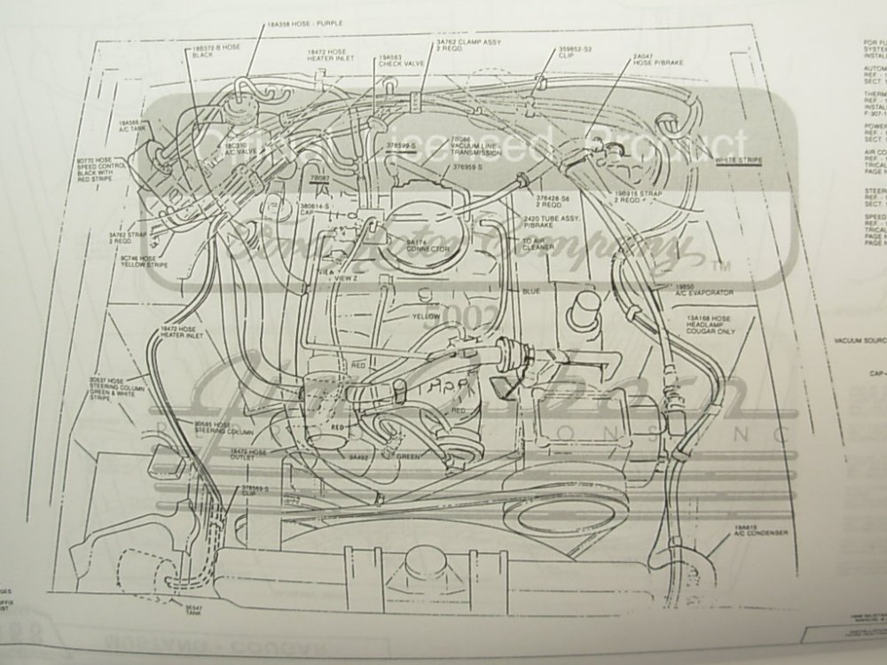 medium resolution of 1967 mercury cougar wire diagram 1967 free engine image 68 cougar restomod 68 cougar restomod