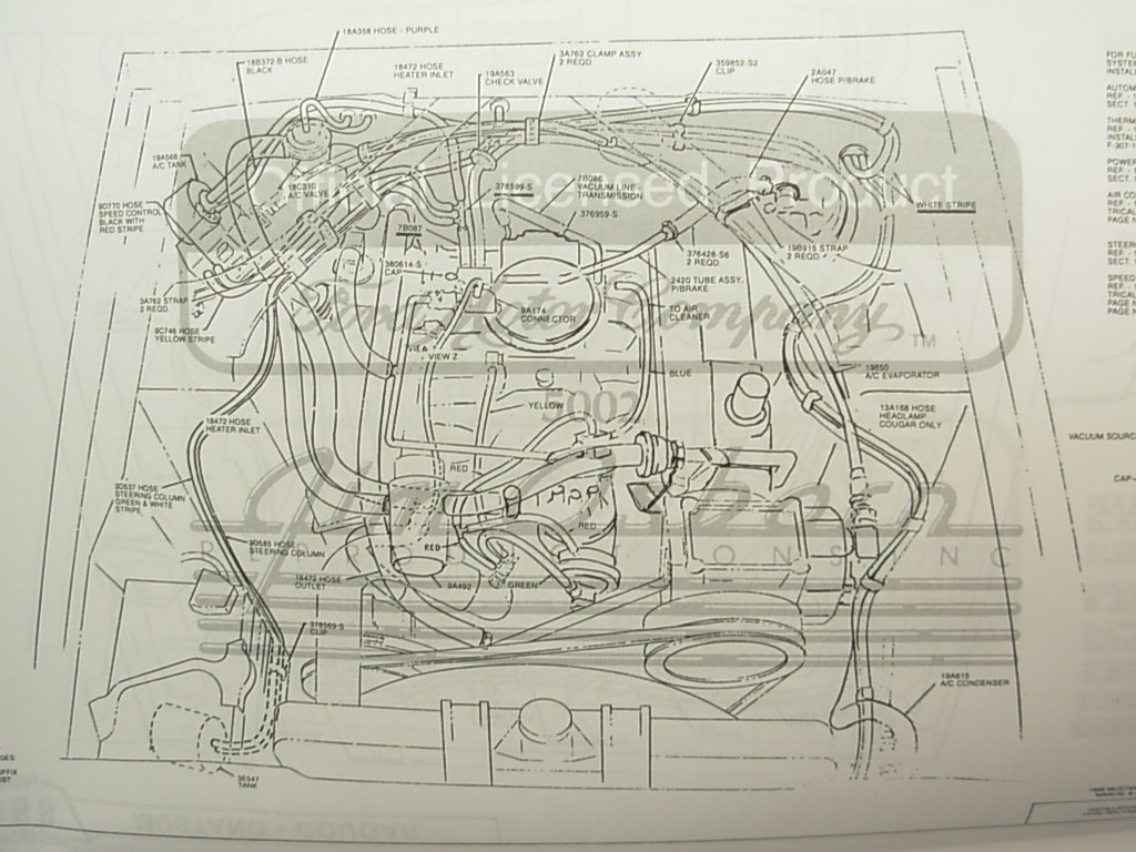 hight resolution of 1967 mercury cougar wire diagram 1967 free engine image 68 cougar restomod 68 cougar restomod