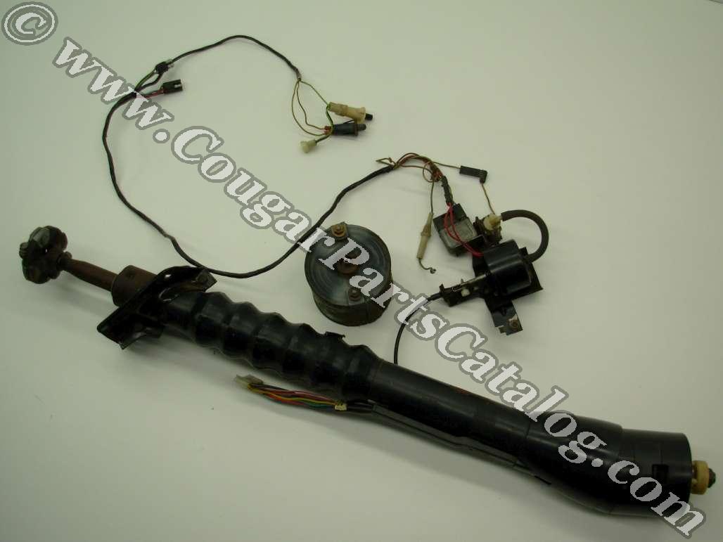 Cougar Turn Signal Wiring Diagram On Tachometer Wiring 1970 Mustang