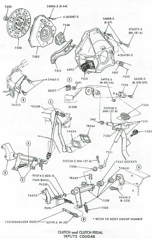 72 Mustang Wiring Diagram