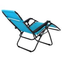 HEAVY DUTY OVERSIZED ZERO GRAVITY TEXTOLINE LOUNGE CHAIRS ...