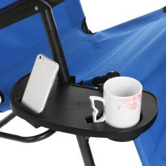 Video Game Chair With Cup Holder Personalized Covers Wedding Outdoor Clip On Table Utility Side Tray Patio
