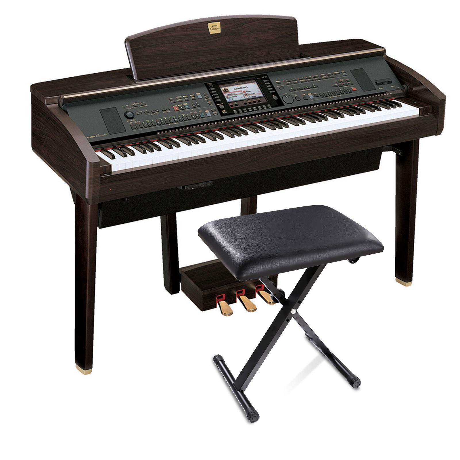 folding chair rubber feet youth desk foldable piano keyboard music x style bench adjustable
