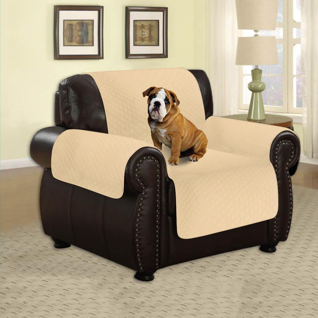 good sofa fabric for dogs ikea 4 seater cover microfiber chair recliner pet kid seat