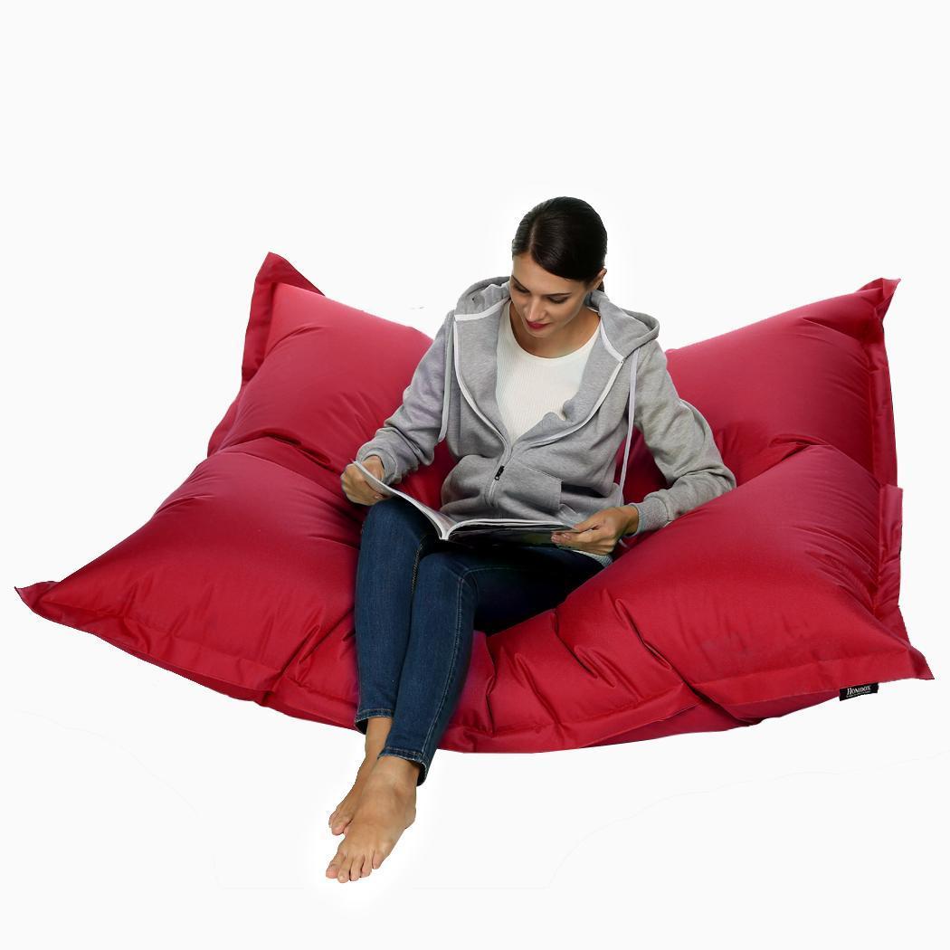 adult size bean bag chair peg perego prima pappa best high homdox beanbag sofa game room seat