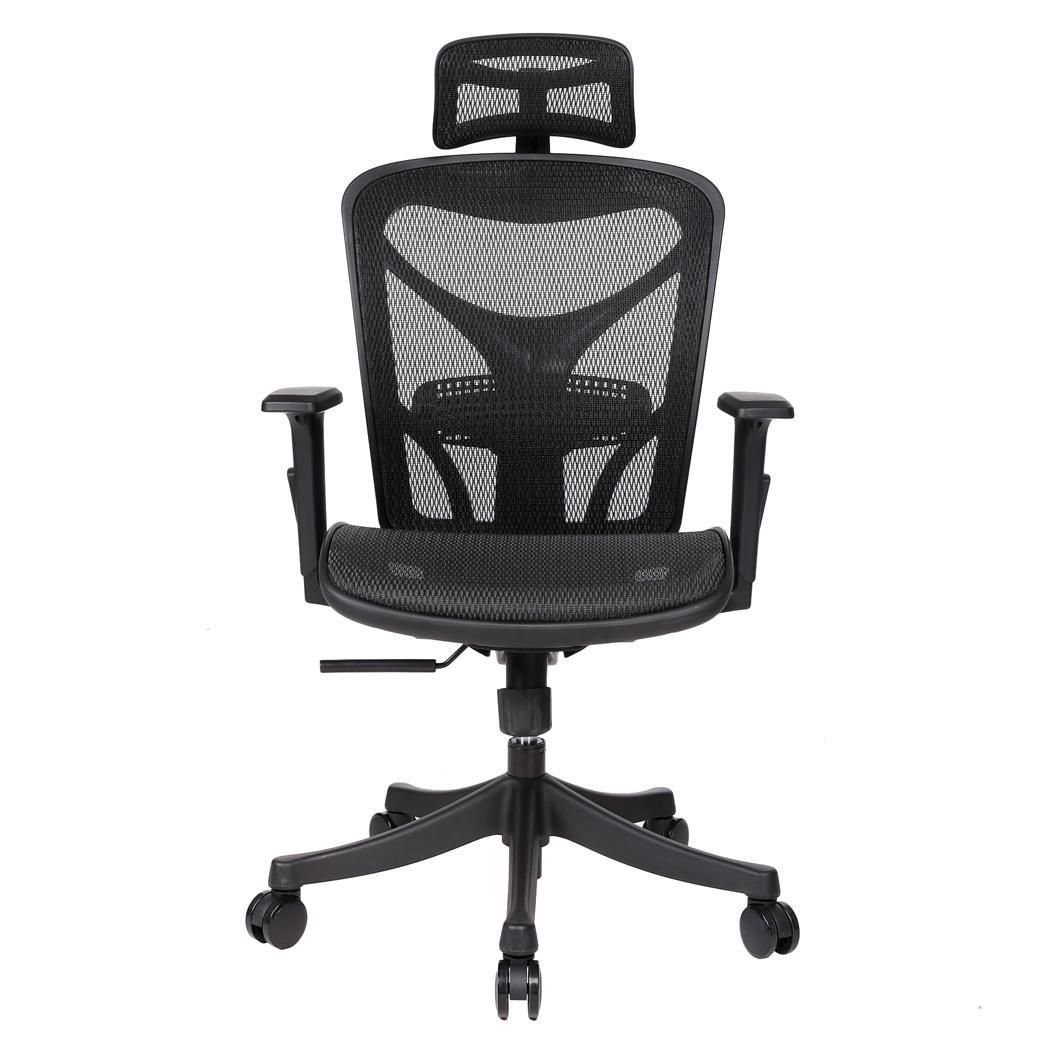 ergonomic mesh office chair uk asian floor high back black red adjustable computer