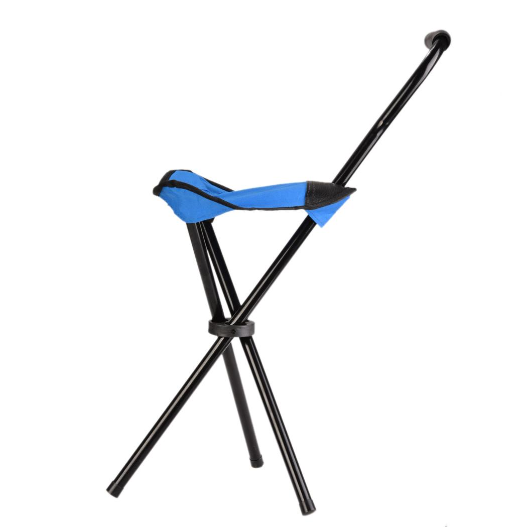 walking stick chair heavy duty swing dublin portable cane travel camp
