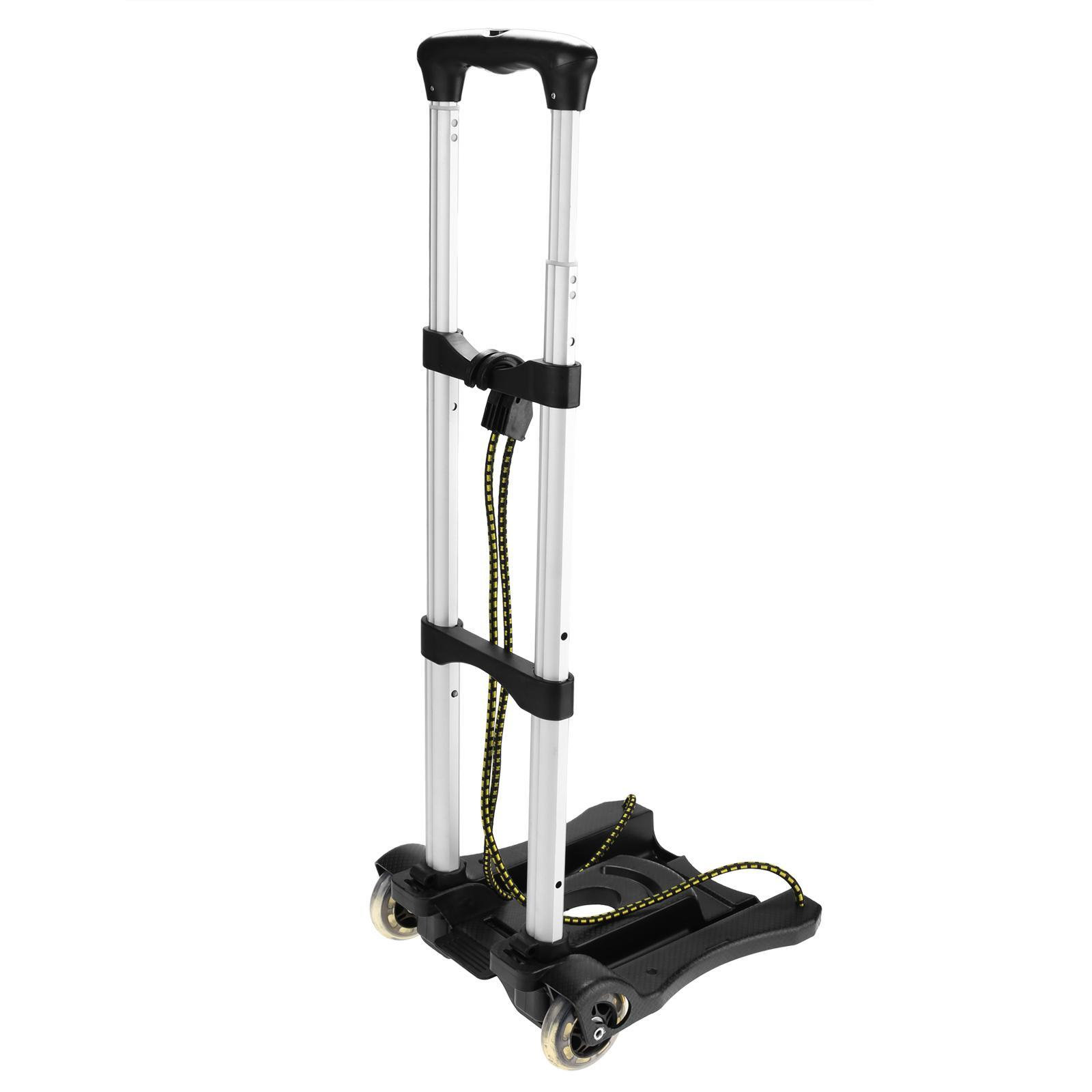 Cart Folding Utility 150 Lb Dolly Carry Hand Truck Trolley