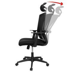 Ergonomic Mesh Office Chair Uk Herman Miller Leather Back Computer Swivel