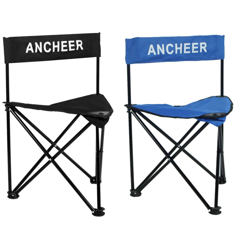 fishing ladder chair pink salon styling outdoor portable hiking folding tripod