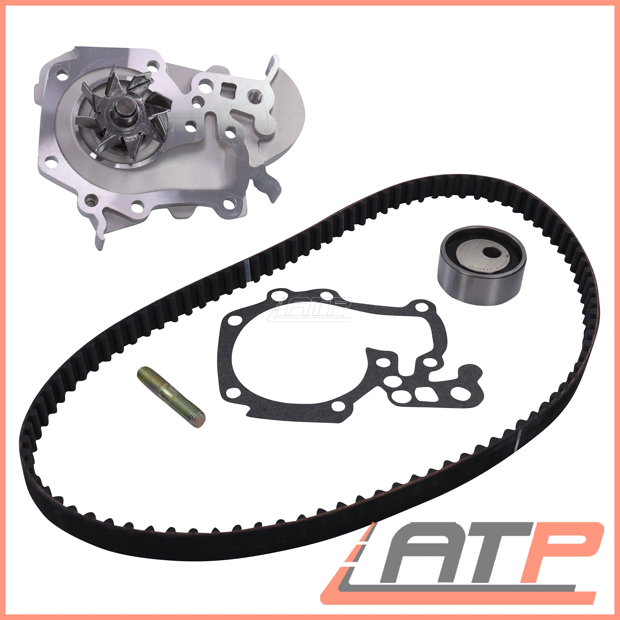 hight resolution of details about timing cam belt kit water pump renault megane mk i 96 03 scenic 96 99 1 6 e