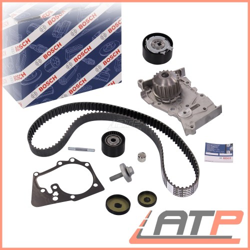small resolution of 1x genuine bosch timing belt kit incl water pump