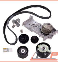 timing belt kit renault laguna mk 2 05 3 07 megane 02 modus [ 2000 x 2000 Pixel ]