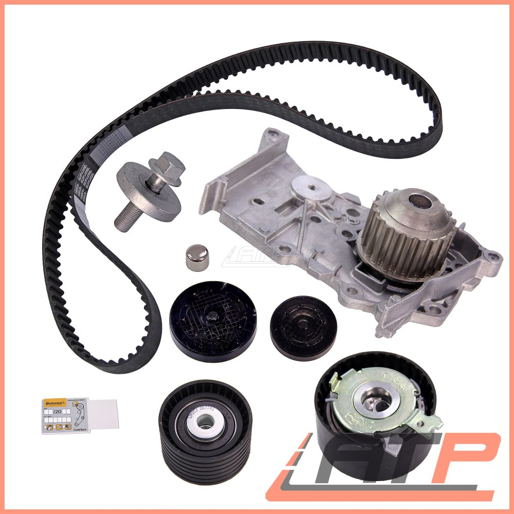 medium resolution of timing belt kit renault laguna mk 2 05 3 07 megane 02 modus