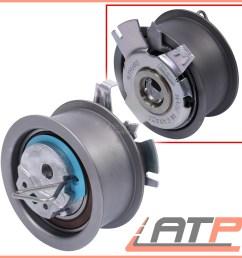 timing belt kit fit 99 00 volkswagen beetle goft jetta passat turbo 1 8 parts accessories [ 1600 x 1600 Pixel ]