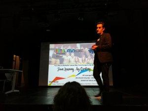 second EBBD conference in San Sebastian - key note speaker