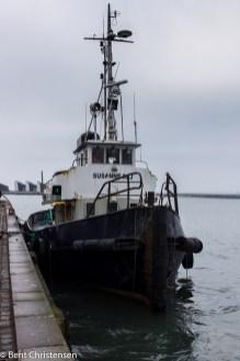 Uddybning af Assens havn
