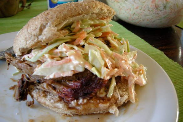 Pulled Pork / Coleslaw