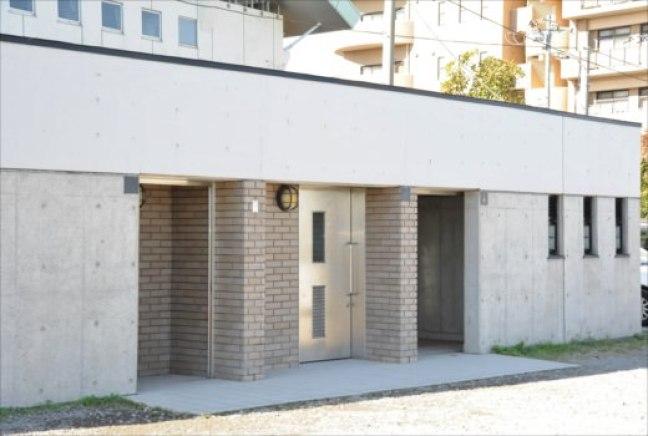 妙典 バーベキュー場 トイレ