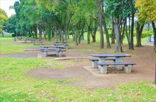 夢の島公園 BBQレンタル