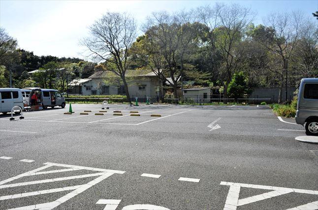和田掘公園 駐車場