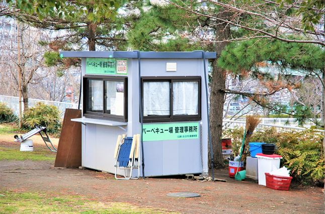 小松川千本桜BBQ レンタル