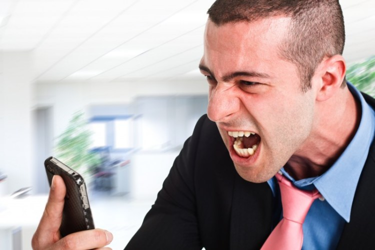 Call Center in the Philippines - Dealing with angry customers