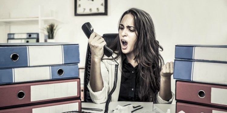 Dealing With Frustrated Callers