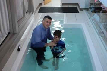 Michael Baptism 2