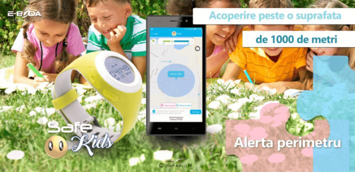 smartwatch safe kids cu GPS