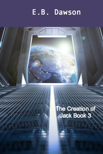 Book Cover: Unnamed Project (The Creation of Jack, #3)