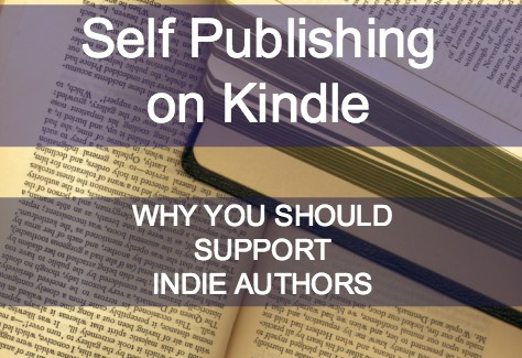 self publishing on kindle