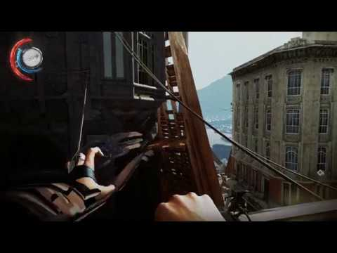 Dishonored 2 Dust District Condemned building – ebegezer