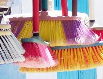 Industria alimenticia – Limpieza y sanitización