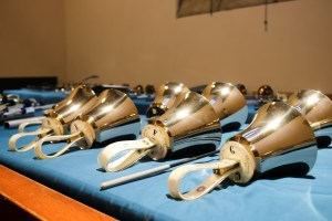 Handbells at Ebenezer