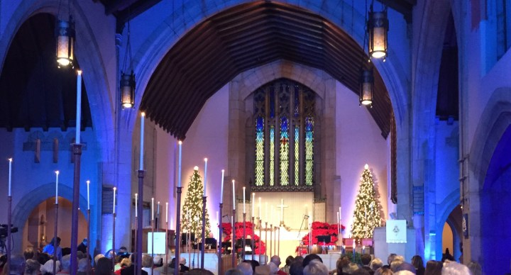 Christmas at Ebenezer