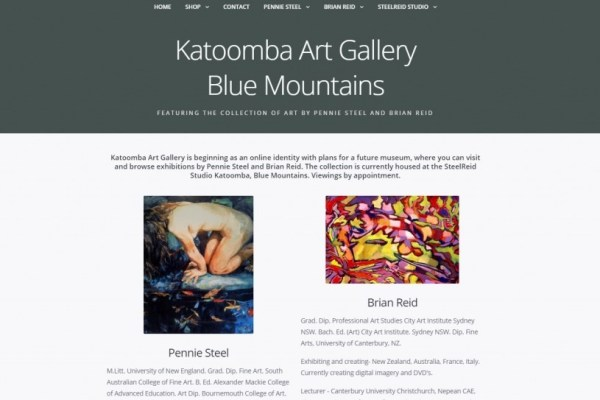 katoomba art gallery blue mountains